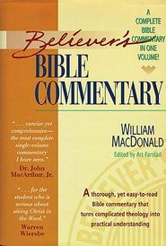 Believer's Bible Commentary - eBook:  William MacDonald: 9781418586195
