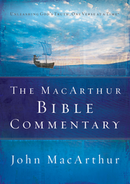The MacArthur Bible Commentary - eBook:  John MacArthur: 9781418562243