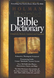 Holman Illustrated Bible Dictionary - eBook:  C. Brand, C. W. Draper, A. England: 9781433669781