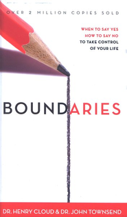 Boundaries: When To Say Yes, How to Say No - eBook:  Dr. Henry Cloud, Dr. John Townsend: 9780310296034